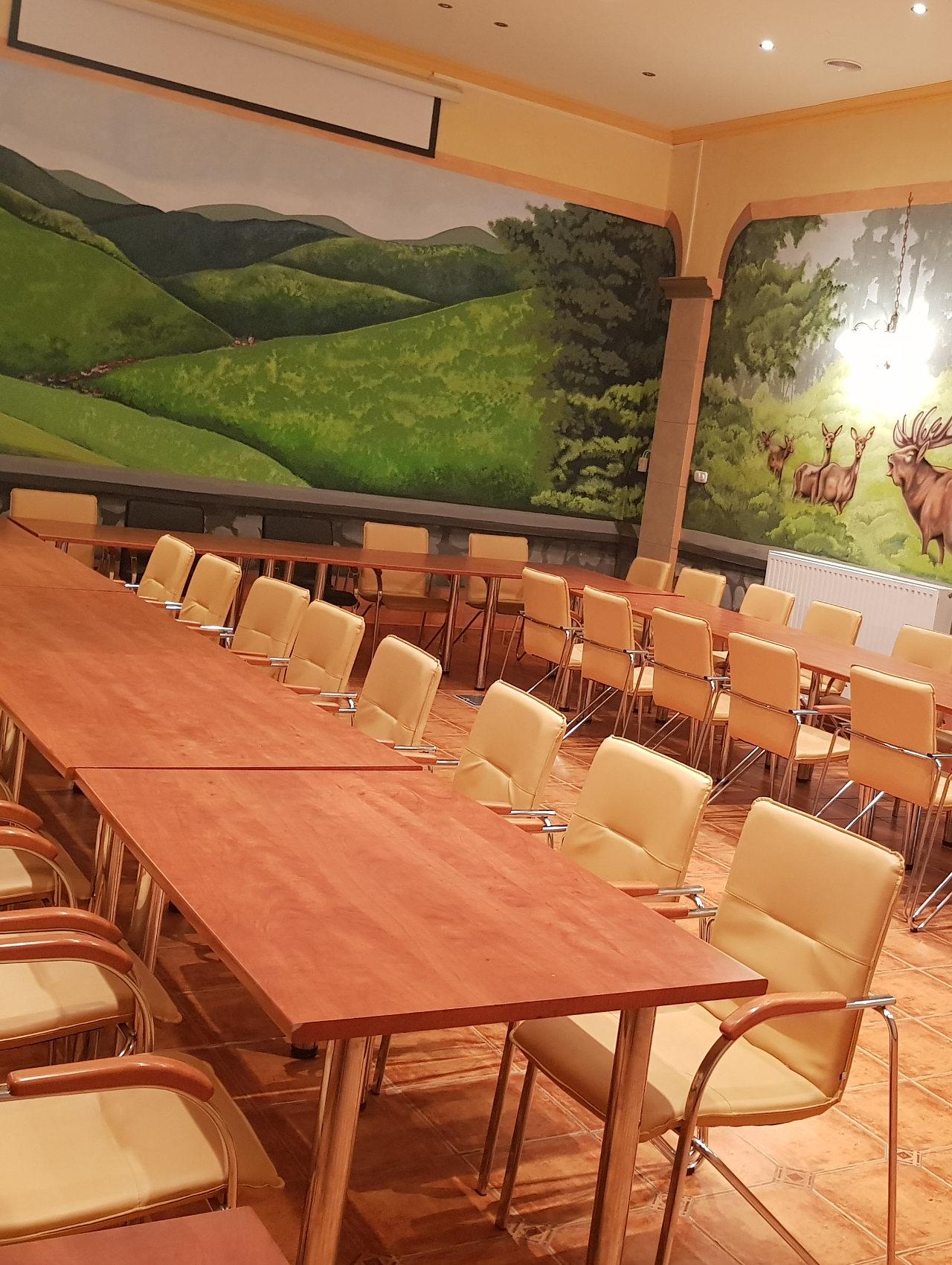 konferencia, céges rendezvény, Telkibánya