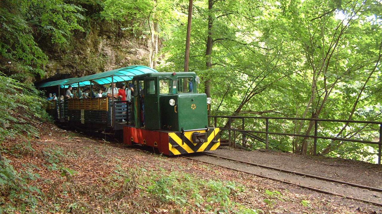 Erdei vasút Pálháza